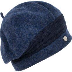 Czapka damska  Zimowy szyk granatowa. Niebieskie czapki zimowe damskie marki Art of Polo, na zimę. Za 66,01 zł.