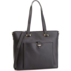 Torebka JENNY FAIRY - RC12750 Black. Czarne torebki klasyczne damskie marki Jenny Fairy, ze skóry ekologicznej. Za 119,99 zł.