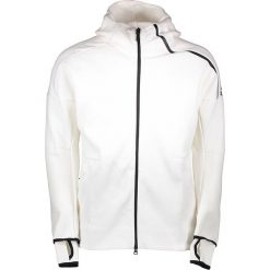 Bejsbolówki męskie: Bluza w kolorze białym