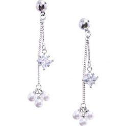 Biżuteria i zegarki damskie: Srebrne Kolczyki Miss It