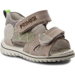 Sandały PRIMIGI - 1361611 Perl. Szare sandały chłopięce Primigi, z materiału. W wyprzedaży za 159,00 zł.