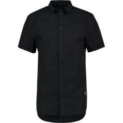 Koszule męskie na spinki: Brooklyn's Own by Rocawear Koszula black