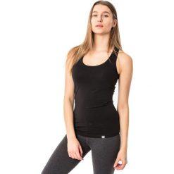 4f Koszulka damska H4L18-TSD001 czarna r. S. Czarne topy sportowe damskie 4f, l. Za 25,70 zł.