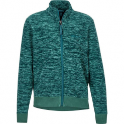 Kurtka polarowa w kolorze zielonym. Zielone kurtki chłopięce marki Marmot Kids, z polaru. W wyprzedaży za 107,95 zł.