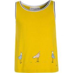 Bluzki dziewczęce bawełniane: Sonia Rykiel VÖGEL Top gelb