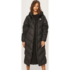 Płaszcze damskie z kapturem Nike Sportswear Promocja