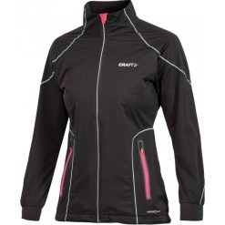 Kurtki sportowe damskie: Craft Kurtka Pxc High Function W Black/Pink Xs