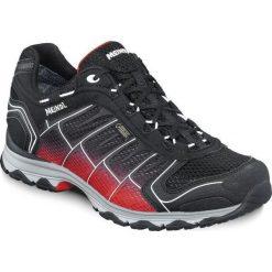 Buty trekkingowe męskie: MEINDL Buty męskie X-SO 30 GTX czarno-czerwone r. 47 (3982)
