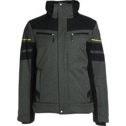 Icepeak CASE Kurtka snowboardowa dark olive. Zielone kurtki narciarskie męskie marki Icepeak, m, z materiału. W wyprzedaży za 539,25 zł.