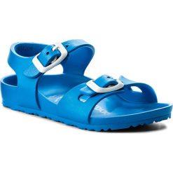 Sandały chłopięce: Sandały BIRKENSTOCK – Rio 1003535  Scuba Blue