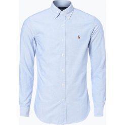 Polo Ralph Lauren - Koszula męska, niebieski. Niebieskie koszule męskie Polo Ralph Lauren, m, z bawełny, polo. Za 439,95 zł.