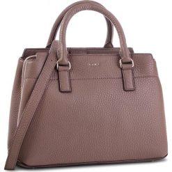 Torebka DKNY - Bellah-Md Satchel-De R83D5686 Desert DES. Brązowe torebki klasyczne damskie marki ARTENGO, z materiału. Za 1279,00 zł.