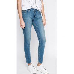 Spodnie z wysokim stanem: Calvin Klein Jeans - Jeansy