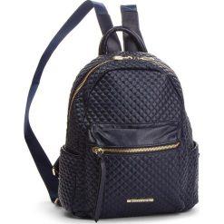 Plecak WITTCHEN - 87-4Y-415-7 Granatowy. Niebieskie plecaki damskie marki Wittchen, ze skóry ekologicznej. W wyprzedaży za 229,00 zł.