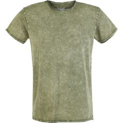 T-shirty męskie: Black Premium by EMP Rebel Soul T-Shirt oliwkowy