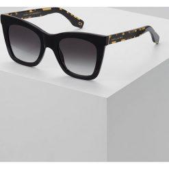 Marc Jacobs Okulary przeciwsłoneczne black. Czarne okulary przeciwsłoneczne damskie aviatory Marc Jacobs. Za 759,00 zł.