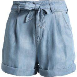 Bermudy damskie: Scotch & Soda PAPERBAG Szorty jeansowe pool blue