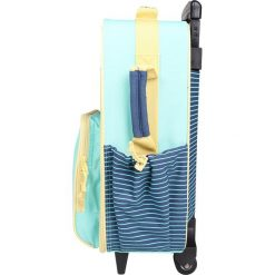 Lässig WILDLIFE MEERKAT Walizka na kółkach blau. Niebieskie torebki klasyczne damskie marki Lässig. Za 239,00 zł.