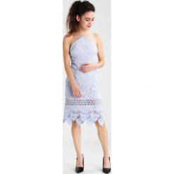 Sukienki hiszpanki: Topshop Petite Sukienka letnia cornflower