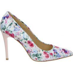 Buty ślubne damskie: Czółenka - 3900 TAZ PINK
