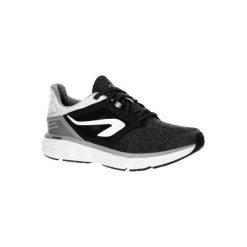 Buty Do Biegania Run Confort Damskie. Czarne buty do biegania damskie marki Kazar, z nubiku, przed kolano, na wysokim obcasie. Za 169,99 zł.