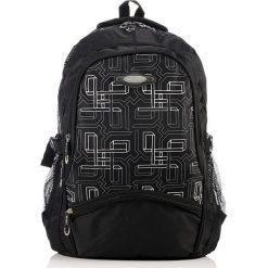 MOCNY PLECAK SPORTOWY BAG STREET CRAFT. Czarne plecaki męskie marki Bag Street. Za 69,90 zł.