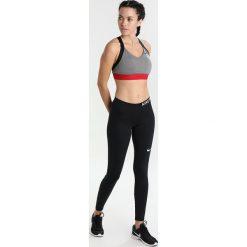 Biustonosze sportowe: Nike Performance PRO INDY LOGO BACK BRA Biustonosz sportowy carbon heather/black/gym red/black