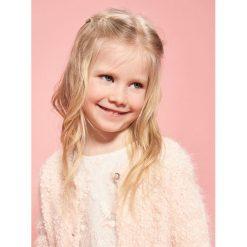 Sweter z ozdobnymi guzikami - Różowy. Zielone swetry dziewczęce marki Reserved, l, bez rękawów. Za 59,99 zł.