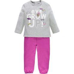 Spodnie dresowe dziewczęce: Brums – Dres dziecięcy 80-98 cm