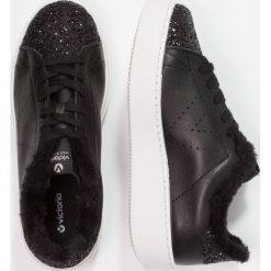 Trampki damskie slip on: Victoria Shoes Tenisówki i Trampki black
