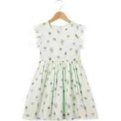 Sukienki dziewczęce: Sukienka w kaktusy 3-12 lat