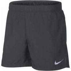 Nike Szorty Męskie M Nk Chllgr Short Bf 5in Anthracite L. Niebieskie spodenki sportowe męskie marki Oakley, na lato, z bawełny, eleganckie. Za 129,00 zł.