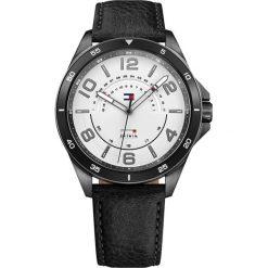Tommy Hilfiger - Zegarek 1791396. Czarne zegarki męskie marki Fossil, szklane. Za 499,90 zł.