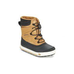 Buty zimowe męskie: Śniegowce Merrell  SNOW BANK 2.0 WTPF