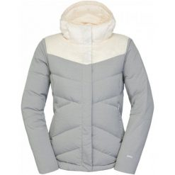 The North Face Kurtka Puchowa W Kailash Hoodie Gardenia White M. Białe kurtki damskie puchowe marki The North Face, m, z materiału. W wyprzedaży za 549,00 zł.