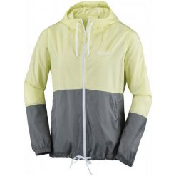 Kurtki sportowe damskie: Columbia Kurtka Flash Forward Windbreaker Yellow S