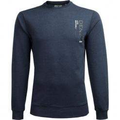 Bluza męska BLM600A - ciemny granat melanż - Outhorn. Czarne bluzy męskie rozpinane Outhorn, m, melanż. Za 89,99 zł.