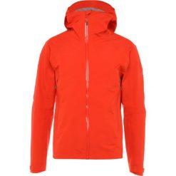 Mammut MERON LIGHT JACKET MEN Kurtka hardshell dark orange. Zielone kurtki trekkingowe męskie marki Mammut. W wyprzedaży za 953,40 zł.
