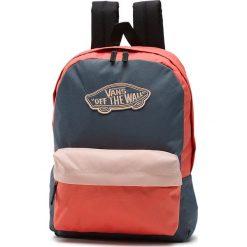 Plecak Vans Realm (V00NZ0P5C). Brązowe plecaki damskie Vans. Za 119,99 zł.