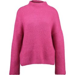 Swetry damskie: Vila VIGRIP Sweter beetroot purple
