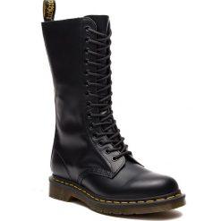 Glany DR. MARTENS - 1914 Smooth 11855001 Black. Czarne buty zimowe damskie Dr. Martens, z materiału. W wyprzedaży za 589,00 zł.
