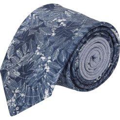Krawat winman granatowy classic 210. Niebieskie krawaty męskie Recman. Za 129,00 zł.