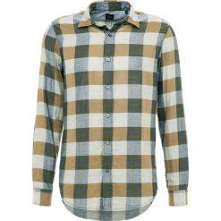 BOSS CASUAL REGGIE Koszula open beige. Brązowe koszule męskie BOSS Casual, l, z bawełny. Za 459,00 zł.