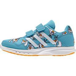 Buty dziecięce: Adidas  Buty dziecięce  Disney Frozen Olaf CF C niebieskie r. 33 (BB1492)