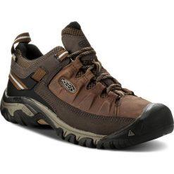 Buty trekkingowe męskie: Keen Buty męskie TARGHEE III MID WP Big Ben/ Golden Brown r. 40.5 (1018570)