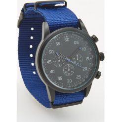 Zegarki męskie: Zegarek – Niebieski
