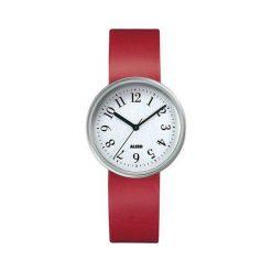 Zegarki damskie: Zegarek Record damski czerwony