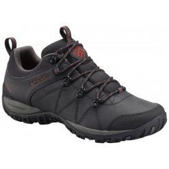 Columbia Buty Trekkingowe Peakfreak Venture Waterproof Black Gypsy 44.5. Czarne buty trekkingowe męskie Columbia, z gumy. W wyprzedaży za 339,00 zł.