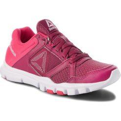 Buty Reebok - Yourflex Trainette 10 Mt CN4731 Twstd Berry/Twstd Pnk/Wht. Czerwone buty do fitnessu damskie marki Reebok, z materiału, reebok yourflex. W wyprzedaży za 159,00 zł.