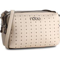 Torebka NOBO - NBAG-E2850-C015 Beżowy. Brązowe listonoszki damskie Nobo, ze skóry ekologicznej. W wyprzedaży za 119,00 zł.